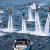 Первый Flyboard Weekend